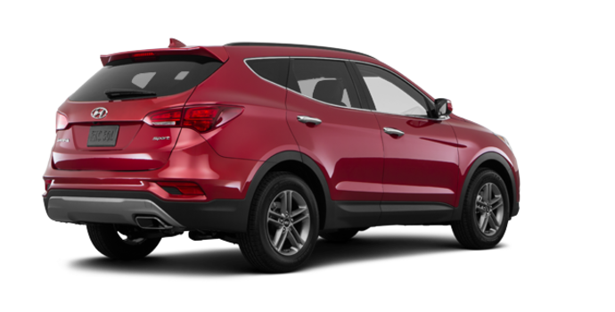 2018 Hyundai Santa Fe Sport 2.4 L SE | Photo 5 | Serrano Red
