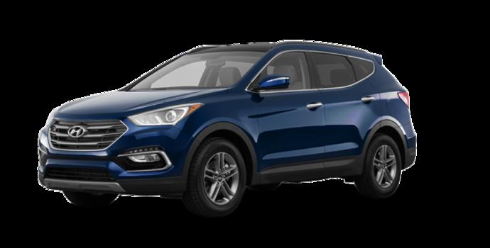 2018 Hyundai Santa Fe Sport 2.4 L SE | Photo 6 | Nightfall Blue