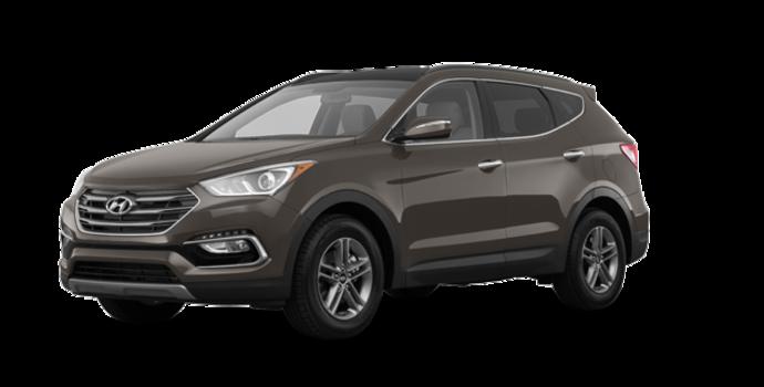 2018 Hyundai Santa Fe Sport 2.4 L SE | Photo 6 | Titanium Silver