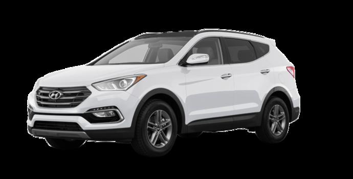 2018 Hyundai Santa Fe Sport 2.4 L SE | Photo 6 | Frost White Pearl
