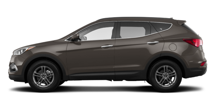 2018 Hyundai Santa Fe Sport 2.4 L | Photo 4 | Titanium Silver