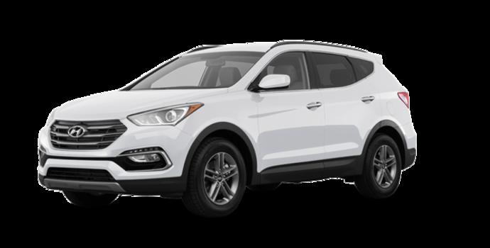 2018 Hyundai Santa Fe Sport 2.4 L | Photo 6 | Frost White Pearl