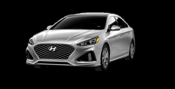 2018 Hyundai Sonata 2.0T SPORT | Photo 6 | Platinum Silver