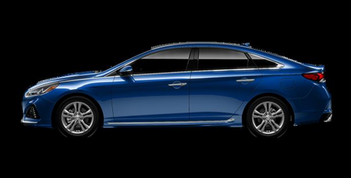 2018 Hyundai Sonata 2.4 SPORT | Photo 4 | Marina Blue