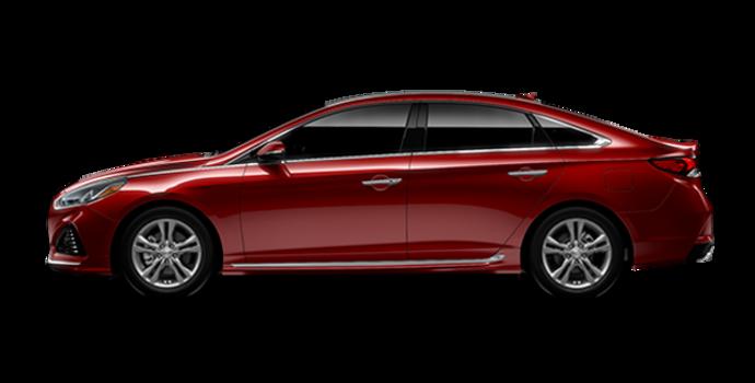 2018 Hyundai Sonata 2.4 SPORT | Photo 4 | Fiery Red