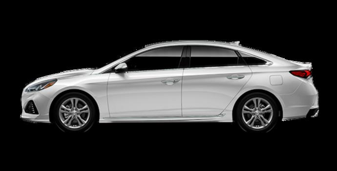 2018 Hyundai Sonata 2.4 SPORT | Photo 4 | Ice White