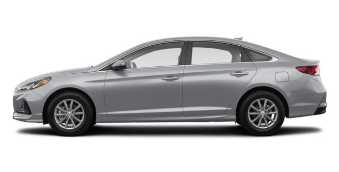 2018 Hyundai Sonata GL | Photo 4 | Platinum Silver