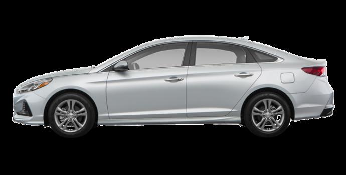 2018 Hyundai Sonata GLS TECH | Photo 4 | Platinum Silver