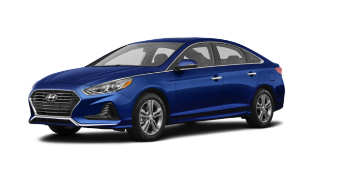2018 Hyundai Sonata GLS TECH | Photo 6 | Coast Blue