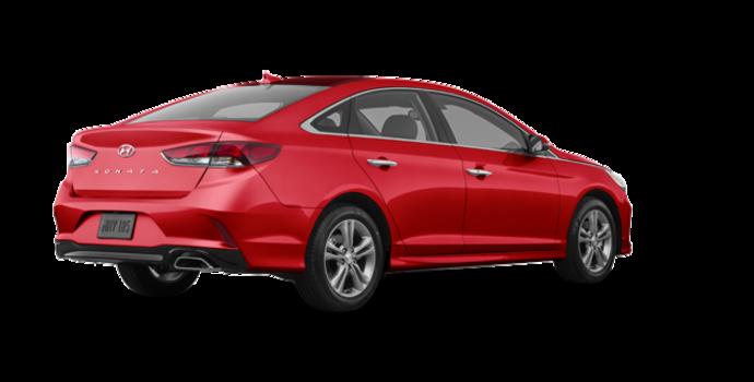 2018 Hyundai Sonata LIMITED | Photo 5 | Fiery Red