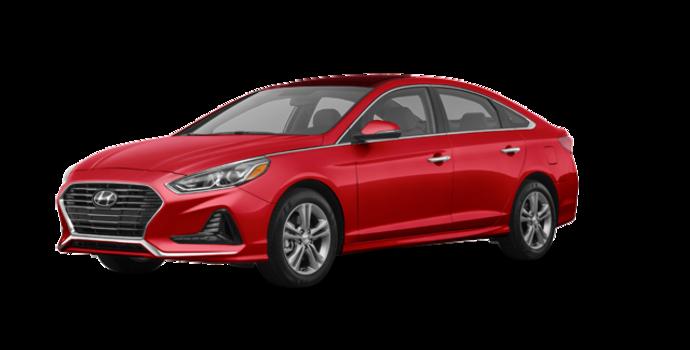2018 Hyundai Sonata LIMITED | Photo 6 | Fiery Red