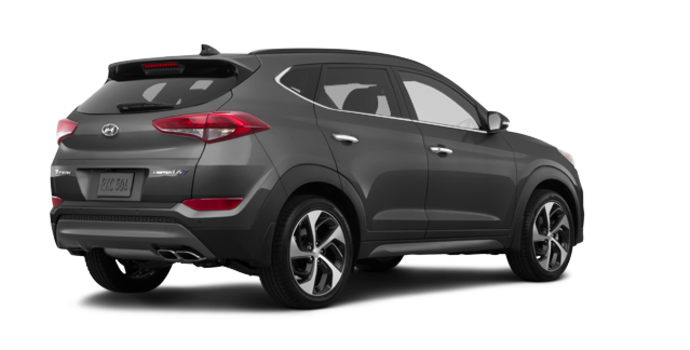2018 Hyundai Tucson 1.6T SE AWD | Photo 5 | Coliseum Grey
