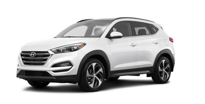 2018 Hyundai Tucson 1.6T SE AWD | Photo 6 | Winter White