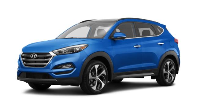 2018 Hyundai Tucson 1.6T SE AWD | Photo 6 | Caribbean Blue