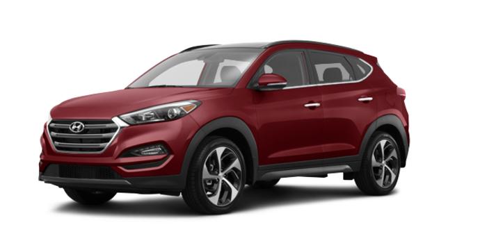 2018 Hyundai Tucson 1.6T SE AWD | Photo 6 | Ruby Wine