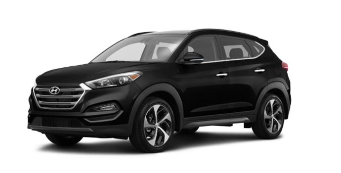 2018 Hyundai Tucson 1.6T SE AWD | Photo 6 | Ash Black