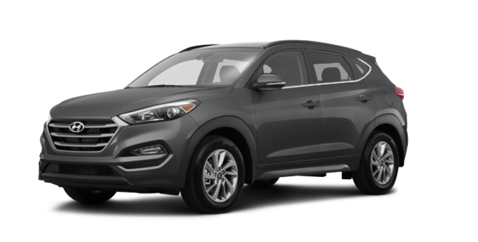 2018 Hyundai Tucson 2.0L LUXURY | Photo 6 | Coliseum Grey