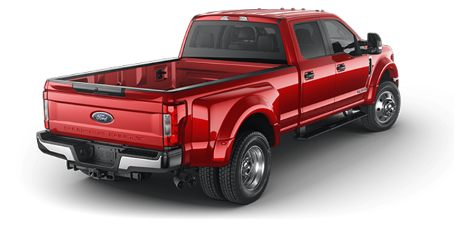2018 Ford Super Duty F-450 XLT | Photo 5 | Race Red