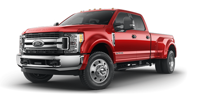 2018 Ford Super Duty F-450 XLT | Photo 6 | Race Red