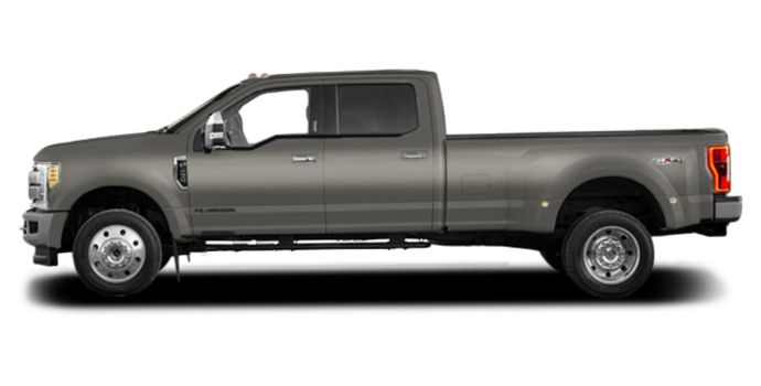 2018 Ford Super Duty F-450 KING RANCH | Photo 4 | Stone Gray