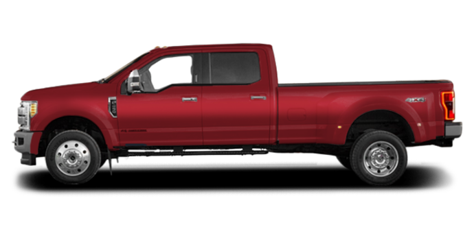 2018 Ford Super Duty F-450 KING RANCH | Photo 4 | Ruby Red