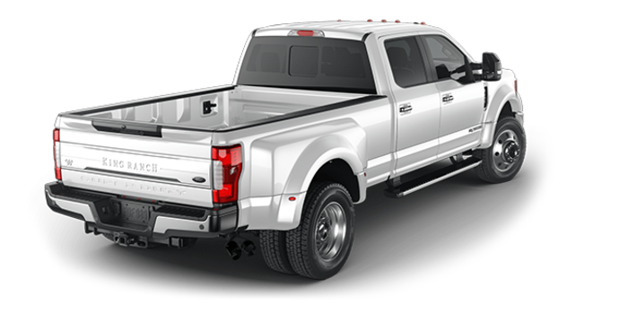 2018 Ford Super Duty F-450 KING RANCH | Photo 5 | Oxford White