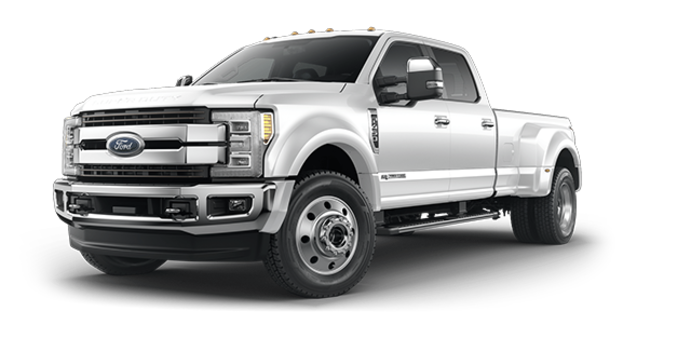 2018 Ford Super Duty F-450 KING RANCH | Photo 6 | Oxford White