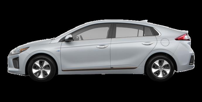 2018 Hyundai IONIQ electric LIMITED | Photo 4 | Platinum Silver