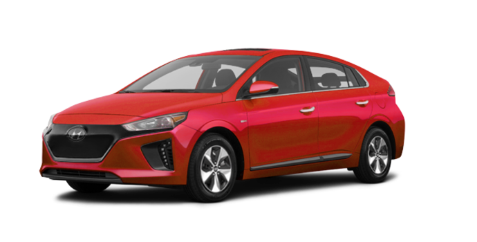 2018 Hyundai IONIQ electric LIMITED | Photo 6 | Fiery Red
