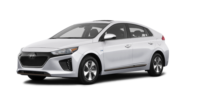 2018 Hyundai IONIQ electric LIMITED | Photo 6 | Polar White