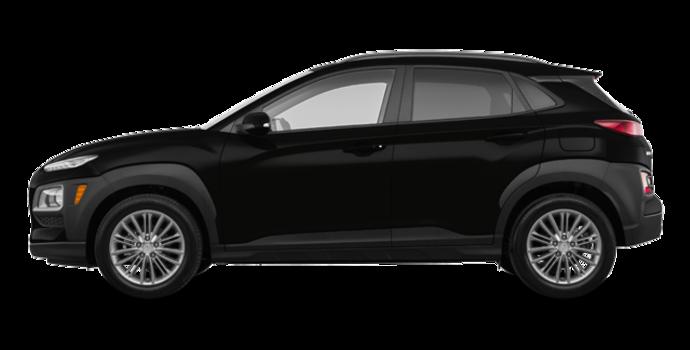 2018 Hyundai Kona 2.0L LUXURY | Photo 4 | Phantom Black
