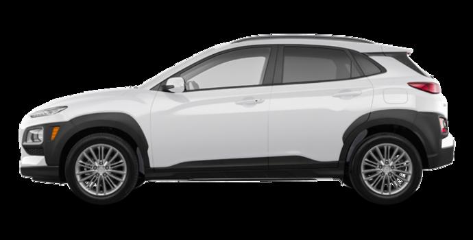 2018 Hyundai Kona 2.0L LUXURY | Photo 4 | Chalk White
