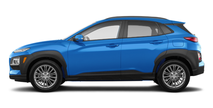 2018 Hyundai Kona 2.0L LUXURY | Photo 4 | Blue Lagoon