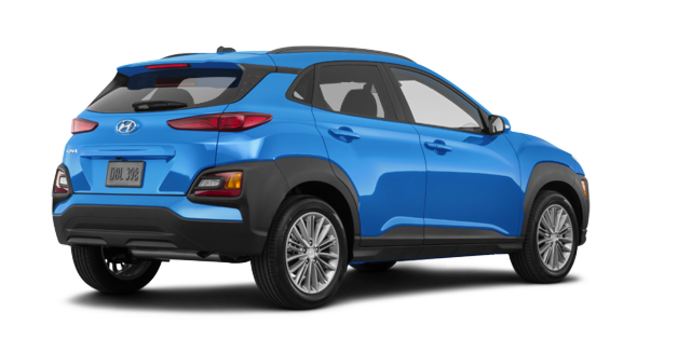 2018 Hyundai Kona 2.0L LUXURY | Photo 5 | Blue Lagoon