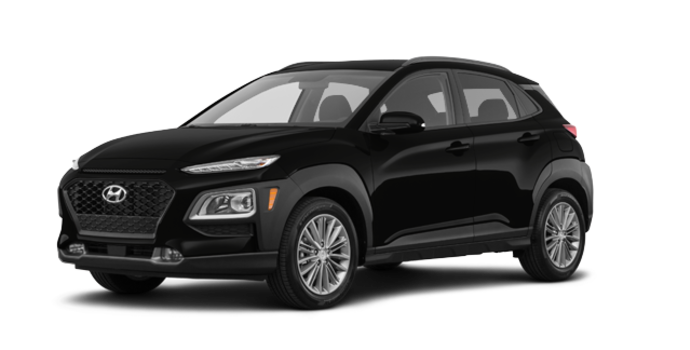 2018 Hyundai Kona 2.0L LUXURY | Photo 6 | Phantom Black