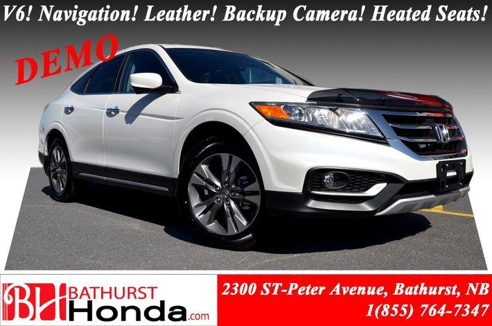 2014 Honda Accord Crosstour EX L Navi! Winter Tires! Navigation! Power  Moonroof