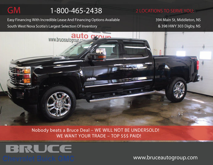 Gmc High Country 2016 For Sale >> 2016 Chevrolet Silverado 2500 Hd High Country 6 6l 8 Cyl Duramax