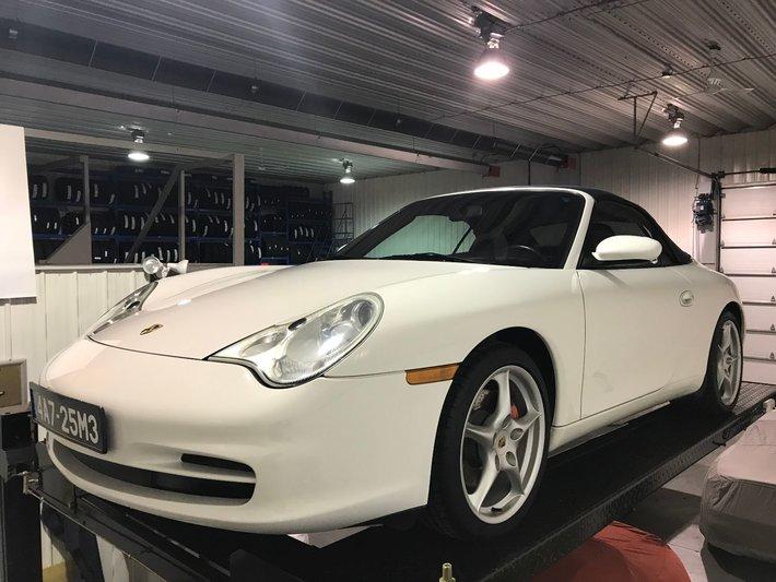 Used 2004 Porsche 911 Carrera Porsche 911 Carrera Cabriolet 2004 In