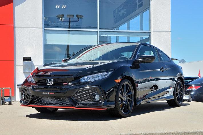 2018 Honda Civic Coupe Si ** HFP ** 5700$ Du0027ÉQUIPEMENTS HFP
