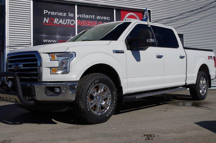 Ford F  L Tonneau Cover Bull Rack