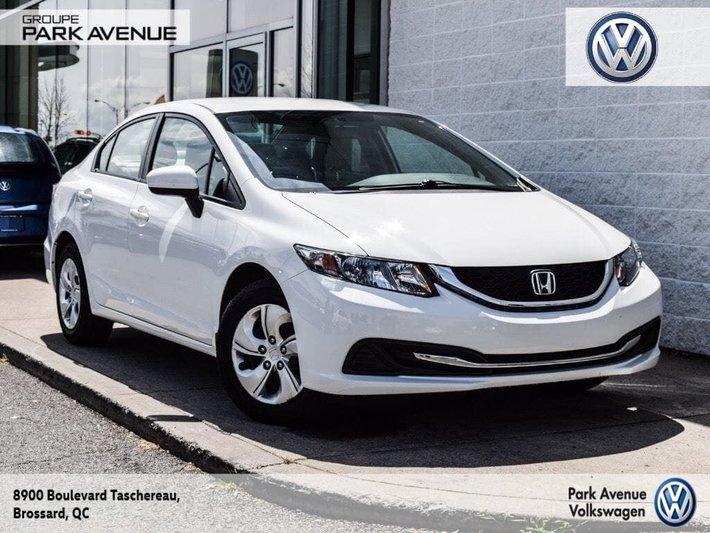 Used 2015 Honda Civic Lx Sieges Chauffants Bluetooth 57 Sem R