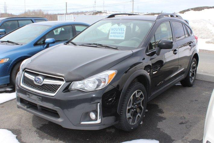 Used 2016 Subaru Crosstrek SPORT in Rouyn-Noranda - Used