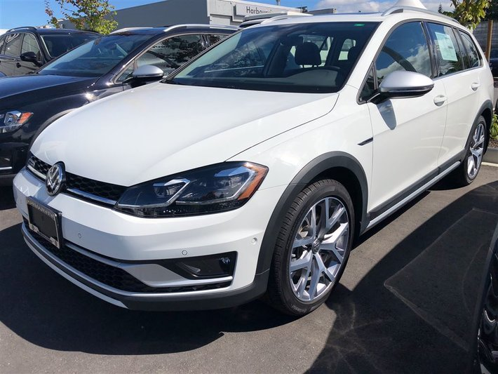 2018 Volkswagen GOLF ALLTRACK ALLTRACK 1.8 TSI 170HP 6SP DSG AUTO TIPTRONIC 4MOT