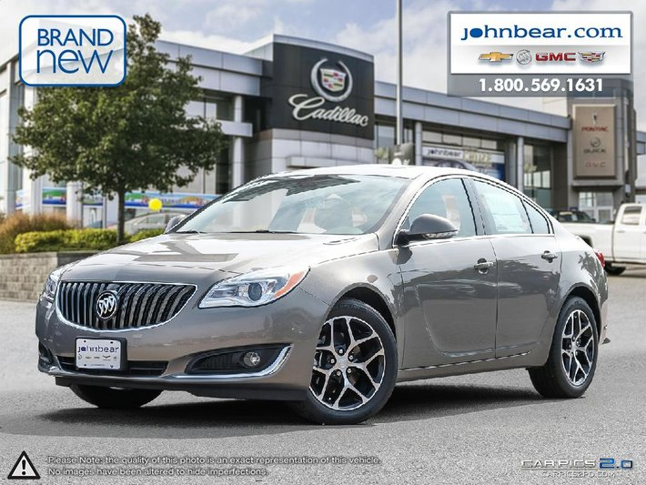 2017 Buick Regal Sport Touring Cash Price New For Sale In Hamilton