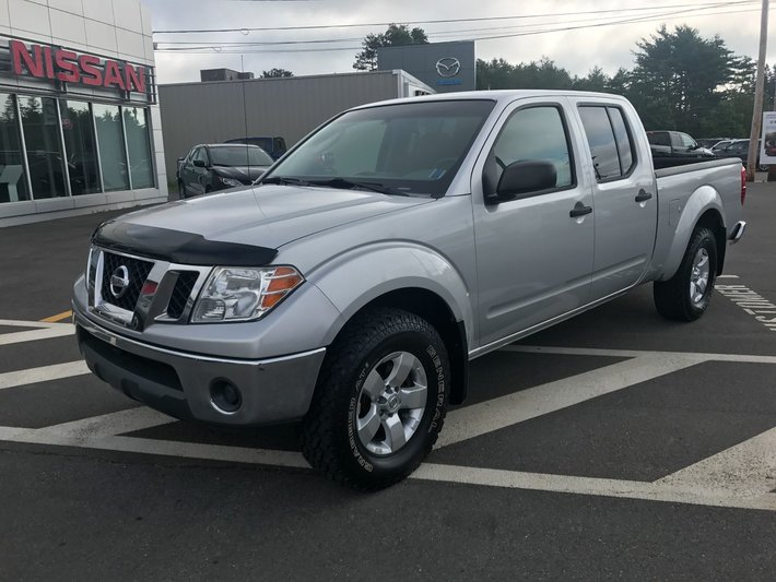 2009 Nissan Frontier Se Used For Sale In Dartmouth 902 Auto Sales