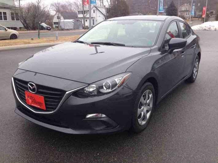 2015 Mazda Mazda3 GX...AUTO...BRAND NEW TIRES.