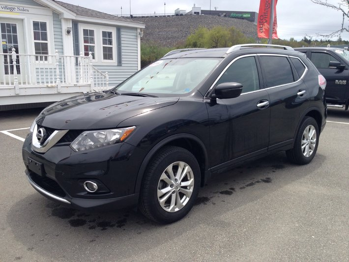 2016 Nissan Rogue SV AWD- $172 B/W used for sale in Saint John ...