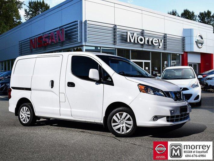 2019 Nissan NV200 Compact Cargo SV Rear Door Glass & Navigation