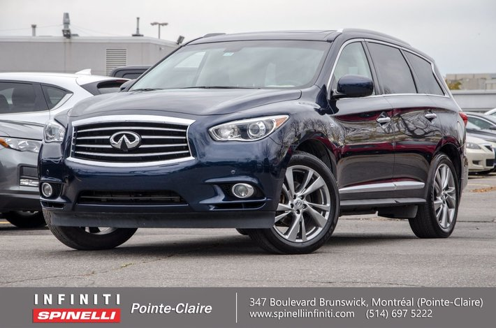 Infiniti QX60 Deluxe Touring AWD 2015 DVD NAVI TOIT PANORAMIQUE MAGS 20