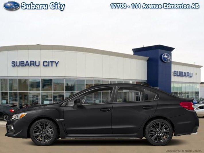 2019 Subaru Wrx Cvt New For Sale In Edmonton Subaru City